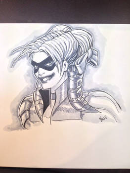 Harley Quinn from INJUSTICE: GODS AMONGST US