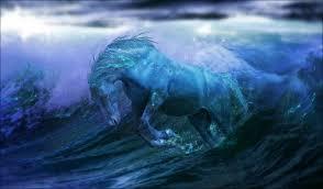 my ocean horse form by shastamoon123