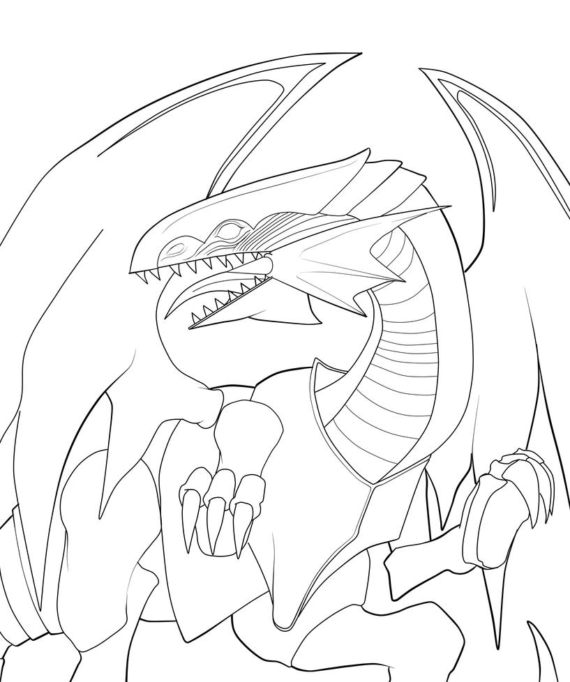blue dragon coloring pages - photo#16