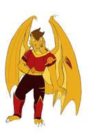 Sakuya has pants? wut? by dragonfire1000