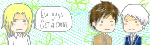 Get a Room :U by Gracejo413