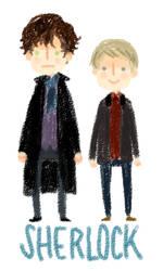 Sherlock by Gracejo413