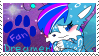 Dreamer stamp (pixie version) by dreamer-the-wolf-3