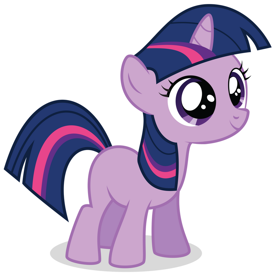 Filly Twilight by Midnight--Blitz