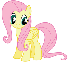 Fluttershy by Midnight--Blitz