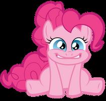 Excited Pinkie Pie by Midnight--Blitz