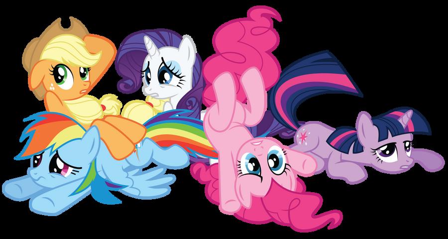 Pony Pile by Midnight--Blitz