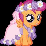 Flower Filly Scootaloo