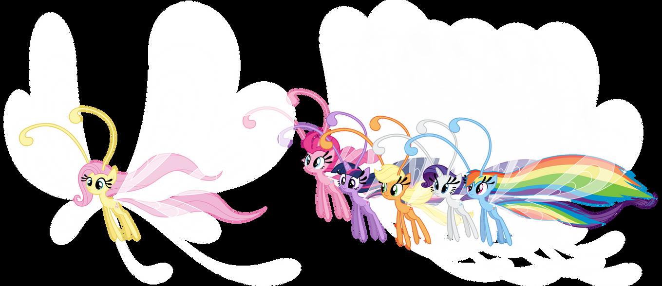 Как сделать бризи пони