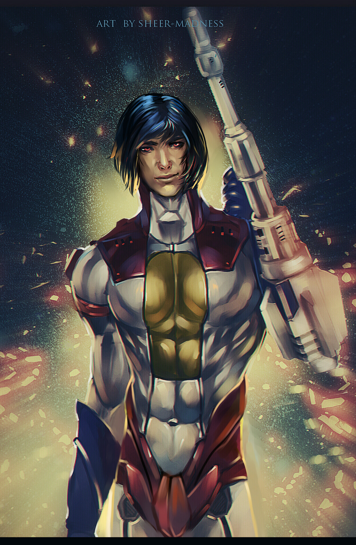 G1 Starscream (humanized) Decepticon Air Commander by Valong