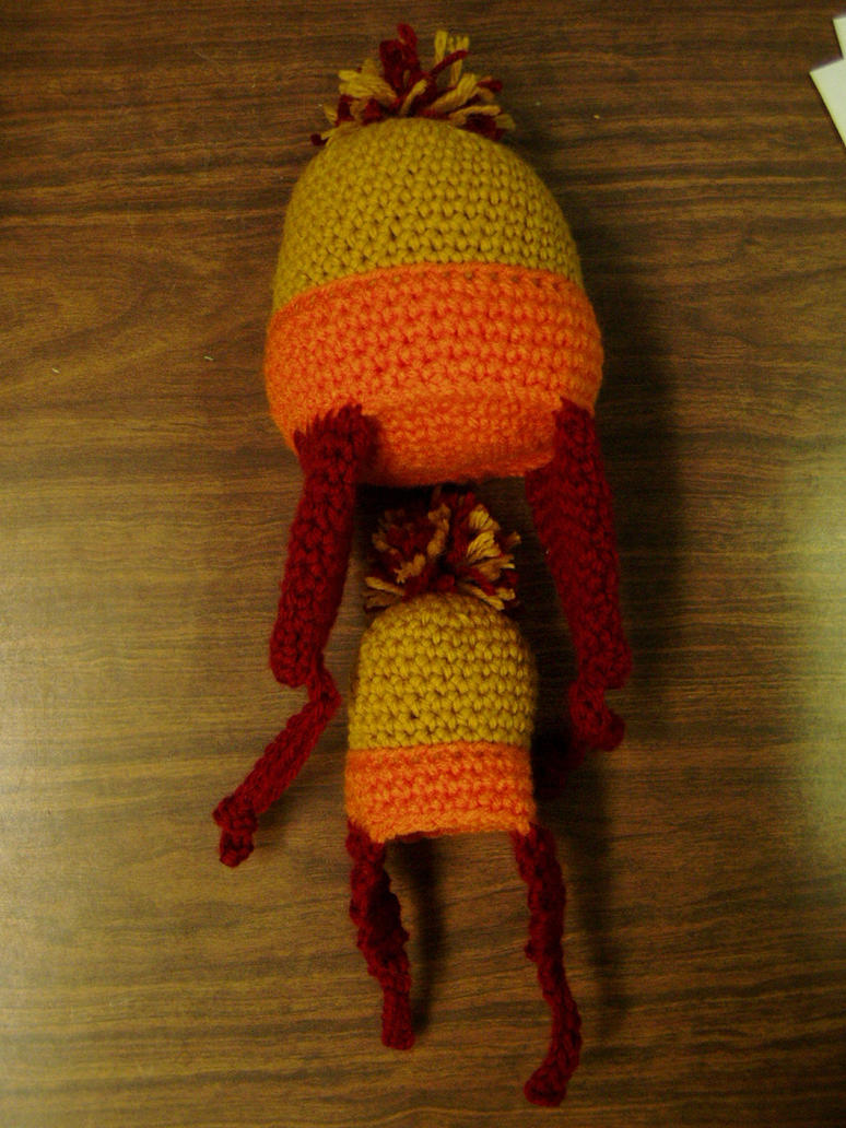 Crocheted Firefly Hat Plushie by Taikxo on DeviantArt