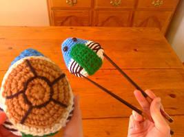 Crochet Squirtgiri Plushie by Taikxo