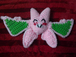 Crochet Shiny Crobat Plushie by Taikxo