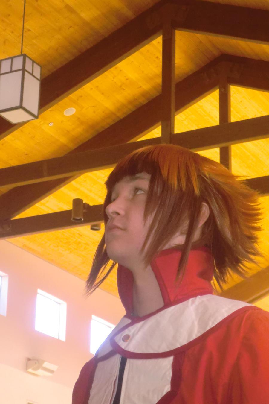 Jaden Yuki: Looking Forward by Taikxo
