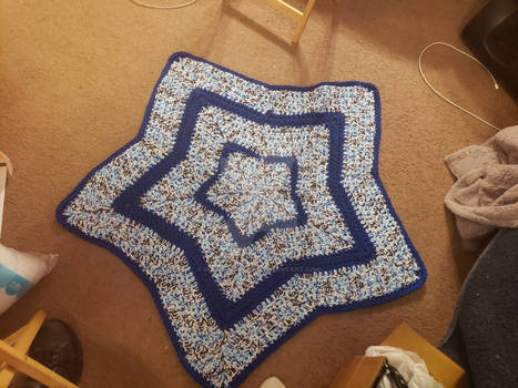 Baby You're a Star Baby Blanket
