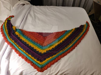 The Beverly Shawl