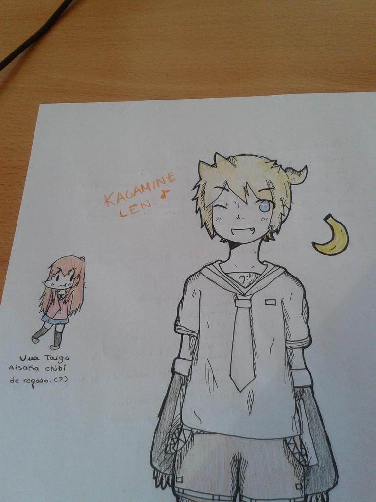 Kagamine Len by Arisuu-Chan
