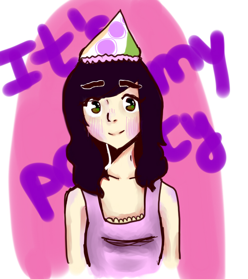 Pity party by Arisuu-Chan