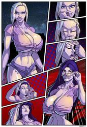 Baroness as Blonde by HerFalseFace
