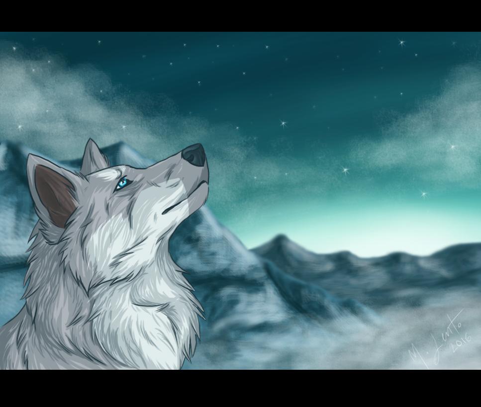 The Northern Dream by ArcticHuskie
