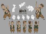 much character sheet