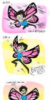 Butterplier by superloveharrypotter