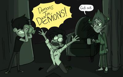 DEMONS!!!