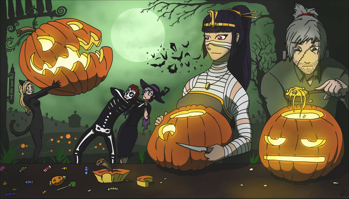 Happy Halloween!! by chevy1616