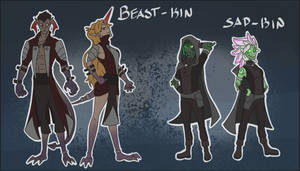 MMO Races part 2 by chevy1616