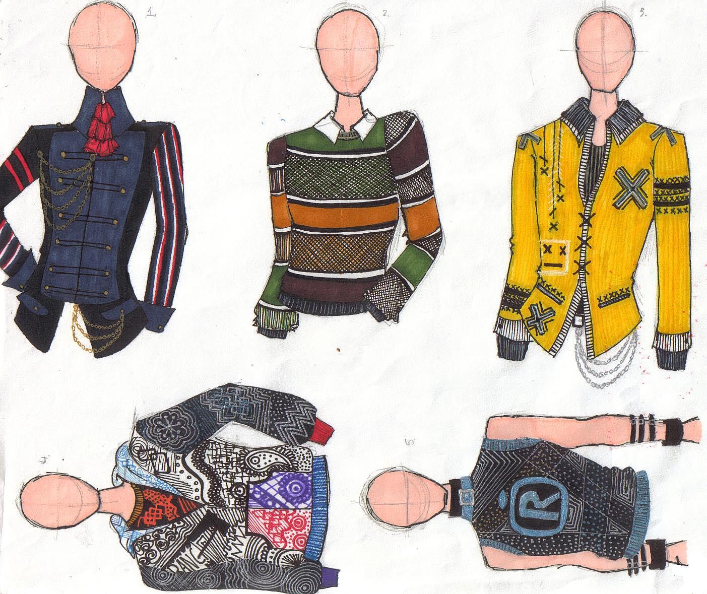 Men Fashion Designer Sketches Men s Wear Sketc