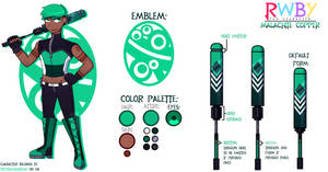 [RWBY] - Malachite Copper by CrystalStars350
