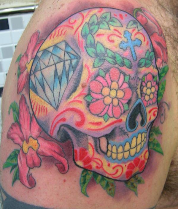suger skull 3 by mojoncio