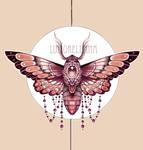 moth deign for a customer