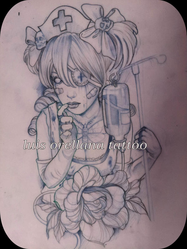 Mary Tattoo Designs
