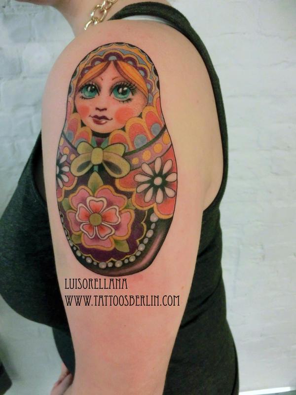 matroschka tattoo by mojoncio on deviantart
