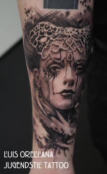 elizabeth bathory tattoo