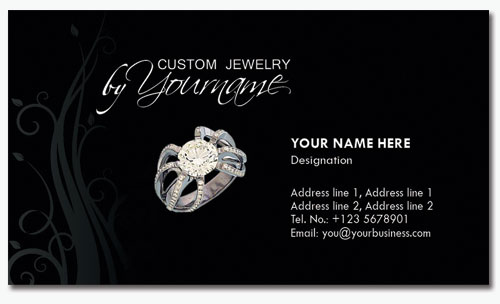 Jewelry business card 2 by djyans on deviantart jewelry business card 2 by djyans colourmoves