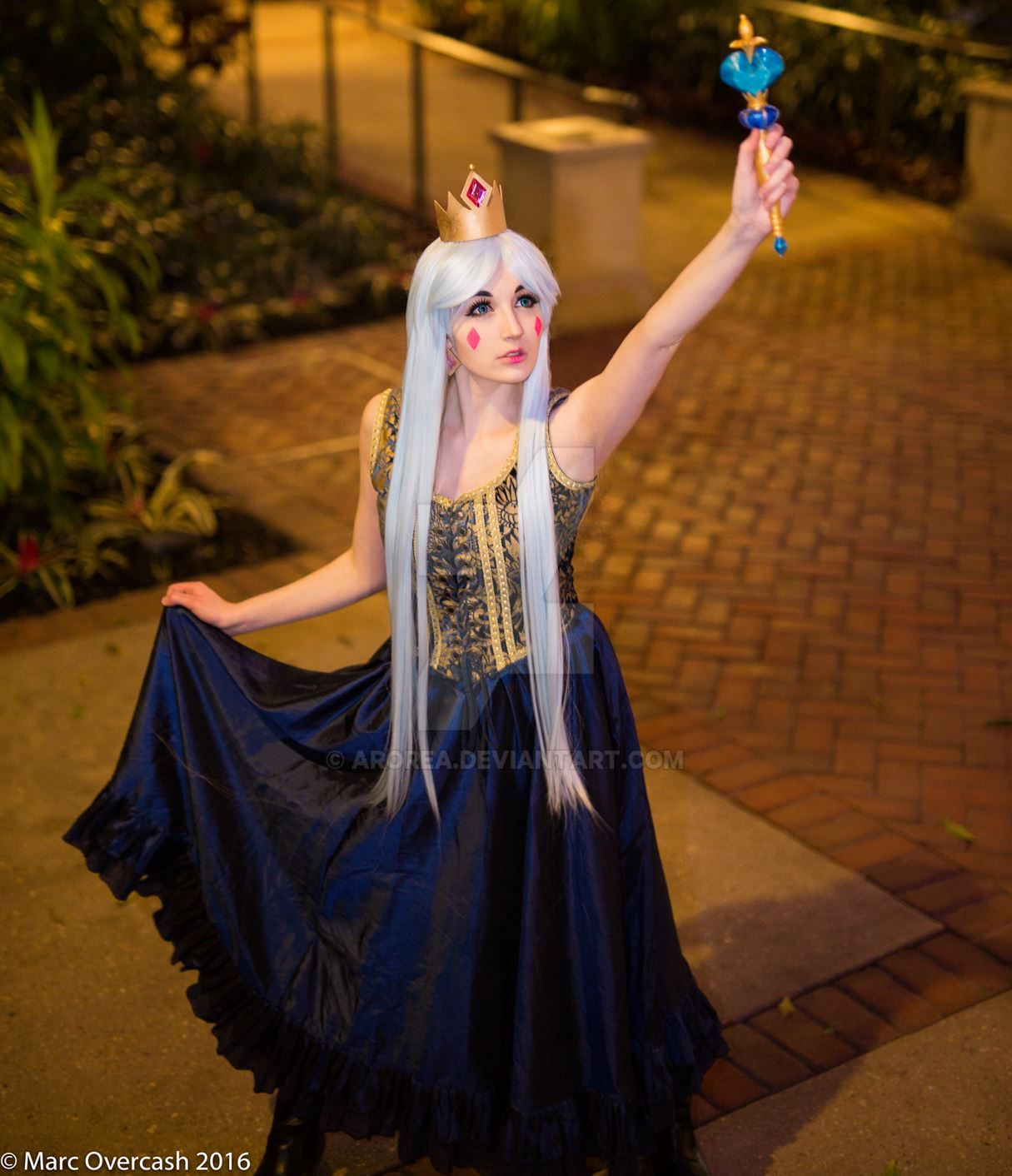 Queen Moon Butterfly Cosplay - SVTFOE by Arorea on DeviantArt