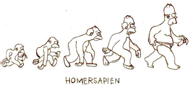 Homer Simpson by SEBASTIEN11