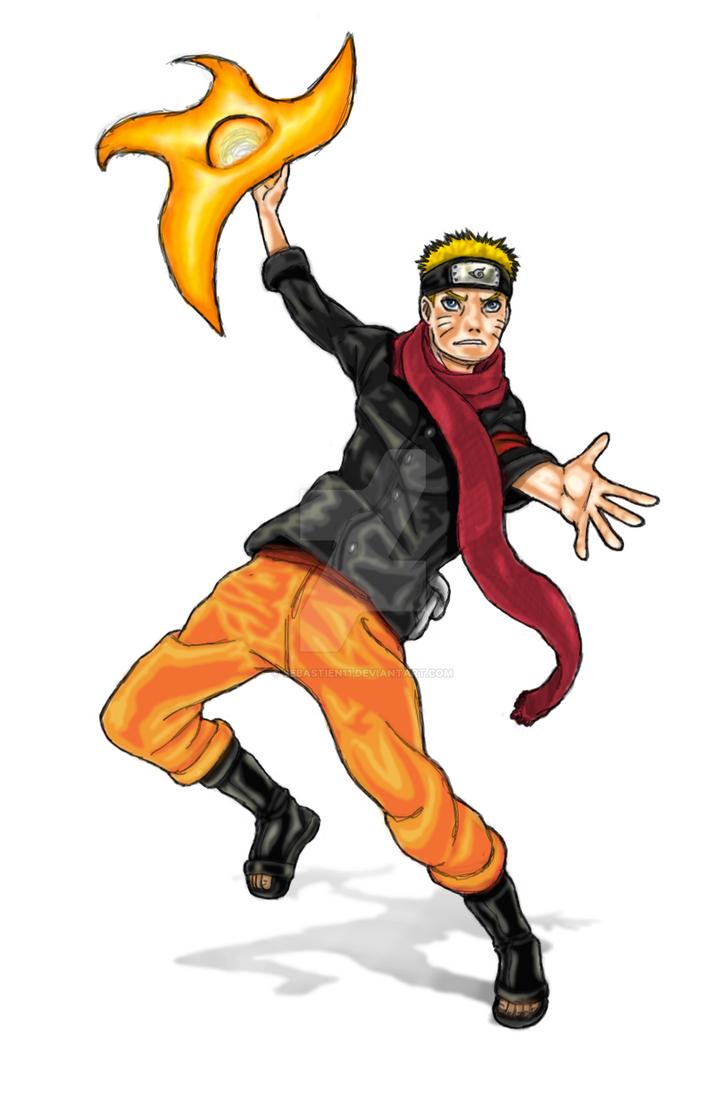 The Last Naruto by SEBASTIEN11