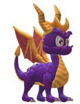 Spyro 3D Paint