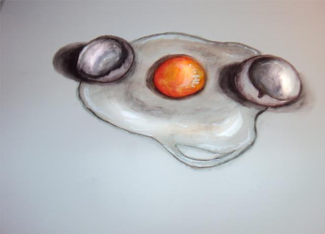 Egg by Amanouzume