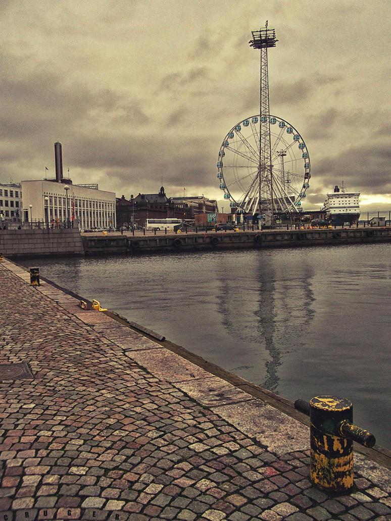 typical Helsinki by CRUELGERM