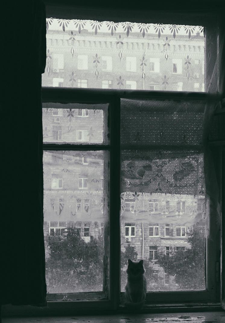 waiting by CRUELGERM