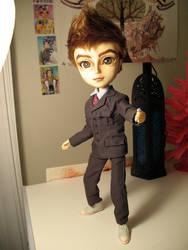 Doctor Who Custom Taeyang
