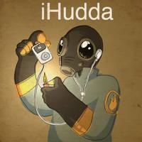 TF2: iHudda by Artemekiia