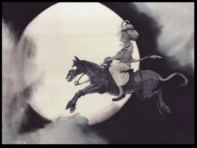 Horse by Kuro88
