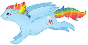 MLP Rainbow Dash