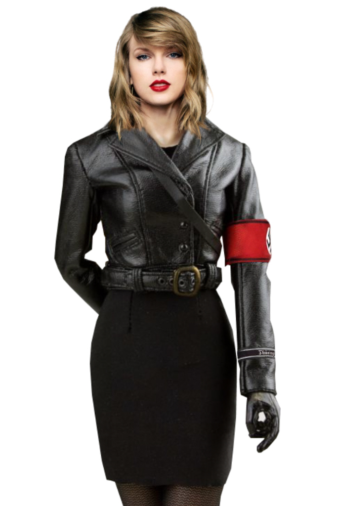 Taylor Swift Nazi SS by Encore2012
