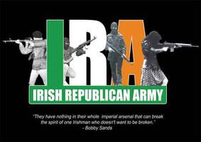 IRA quote by ookami-no-getsuei